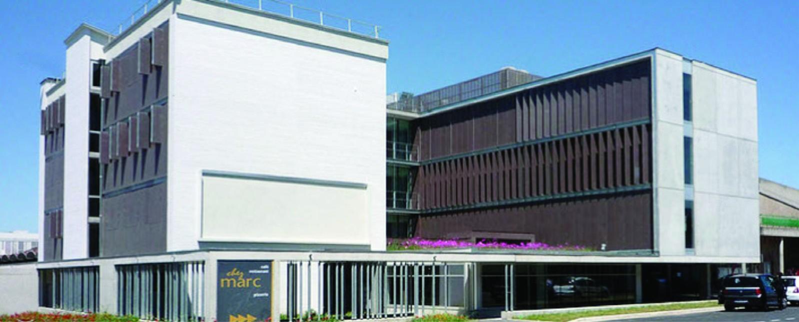 Batiment administratif MIN Toulouse