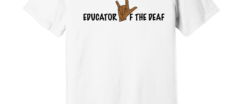 Educator of the Deaf  ILU (Genderless)