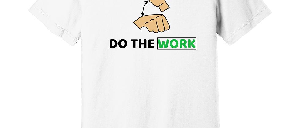 Do the Work in ASL(Genderless)