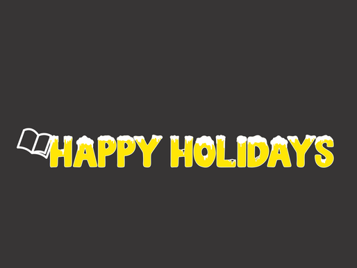 Monore Pedagogy Closed for the Holidays