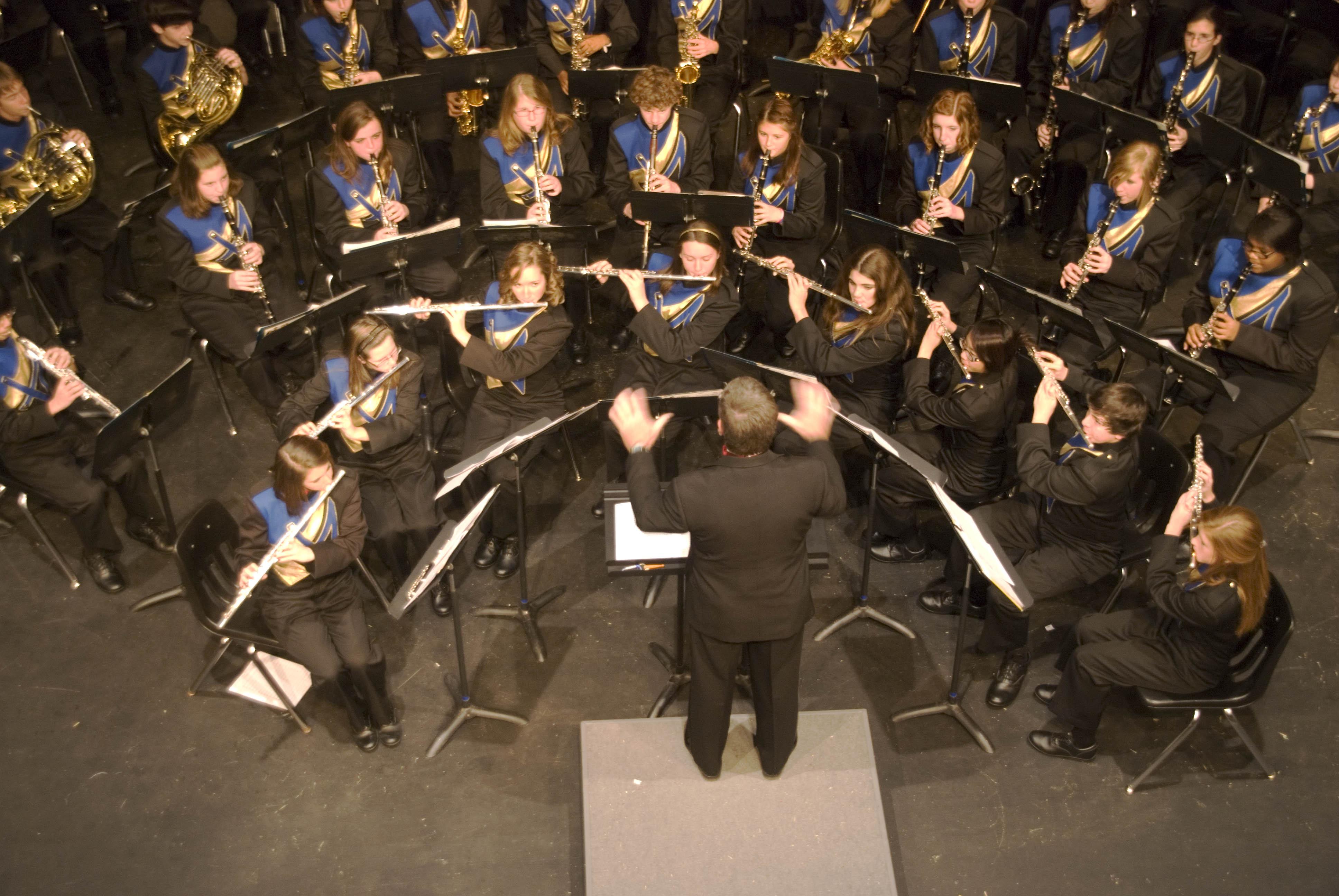 freshman concert band