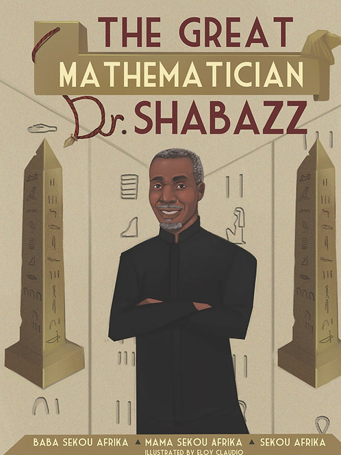 The Great Mathematician: Dr. Shabazz