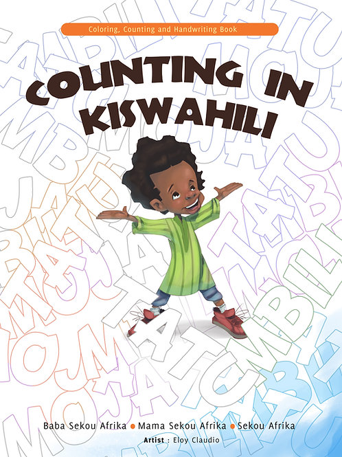 Counting in Kiswhaili