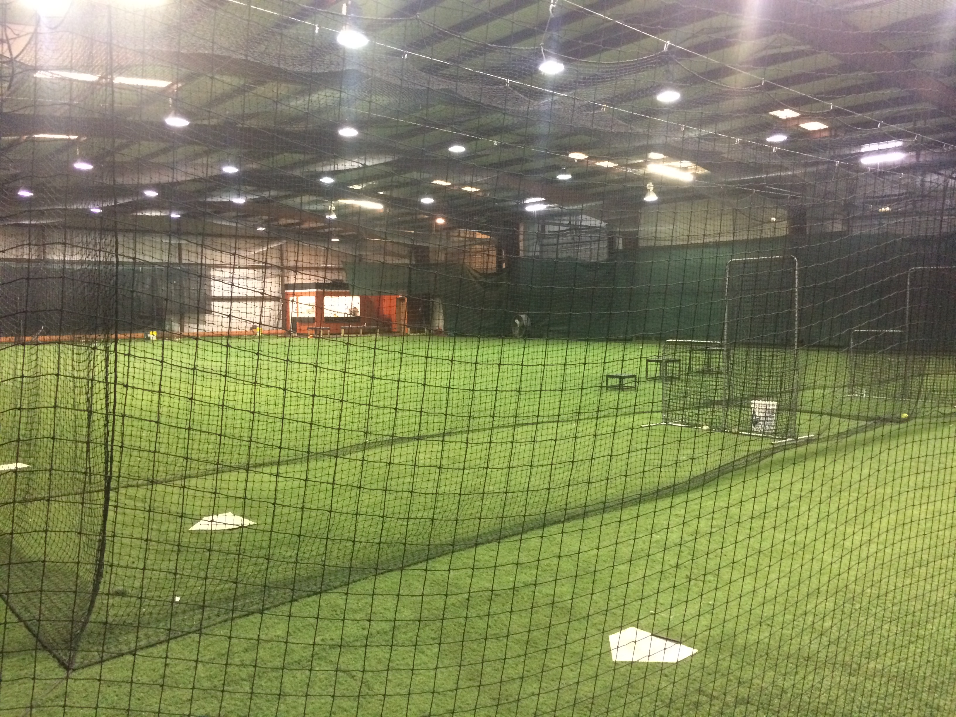 Hitting, Pitching, Infield