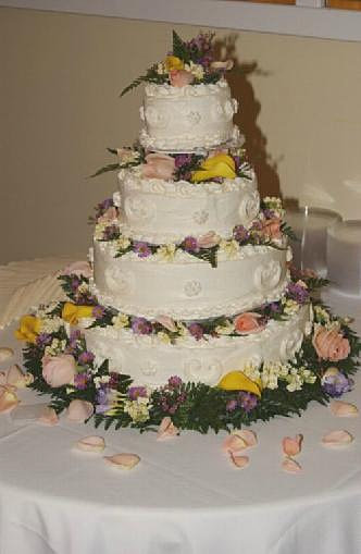 professional wedding cake recipes professional wedding cake designs 18798