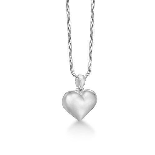 Elegant lille hjertesmykke