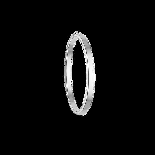 Oval armring med kasselås