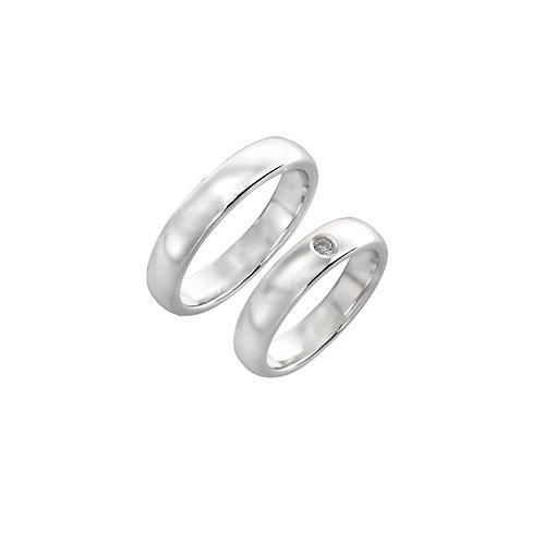 Håndlavet forlovelses- og vielsesringe