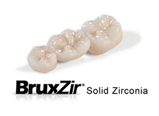 Bruxzir Dental Crowns