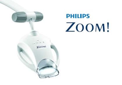 Phillips Zoom LASER Teeth Whitening