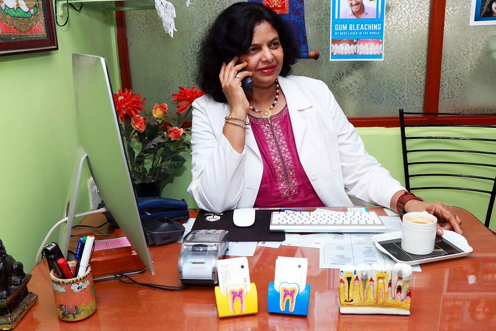 Dr. Shalini Gupta, CEO at Sunfill Dental Clinic