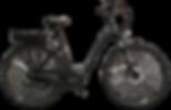 Ogden 100 electric step through bike
