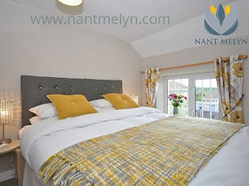 Nant Melyn 2nd bedroom