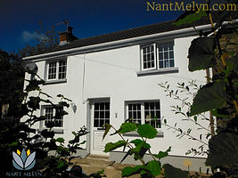 Nant Melyn Cottage in Brynamman South Wales