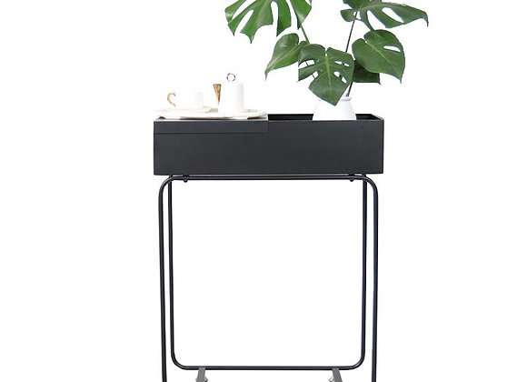 Rectangle Planter + Stand