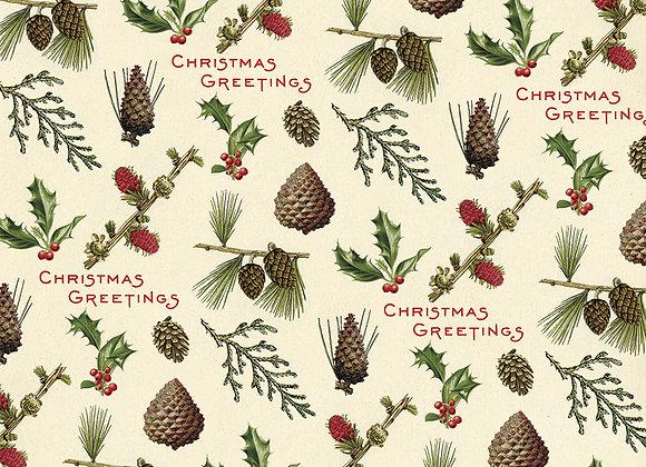 Pine Wrap/Poster