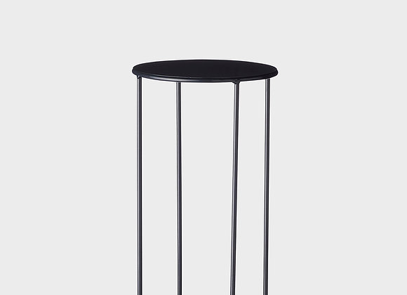 Pot Stand Medium Black