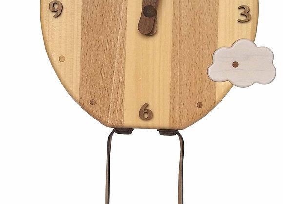 Cloudy Clock