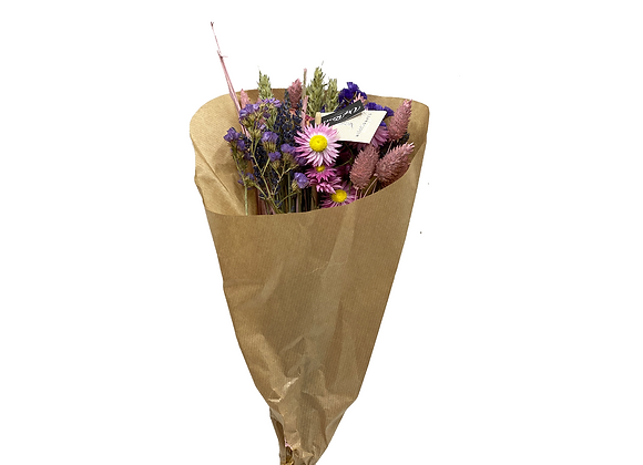 Dried Bouquet (Pink)