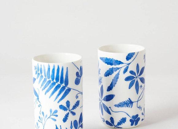 Botanical Tumbler Cup Set x 2