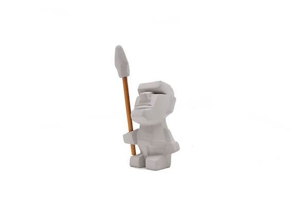 Moai the Spear