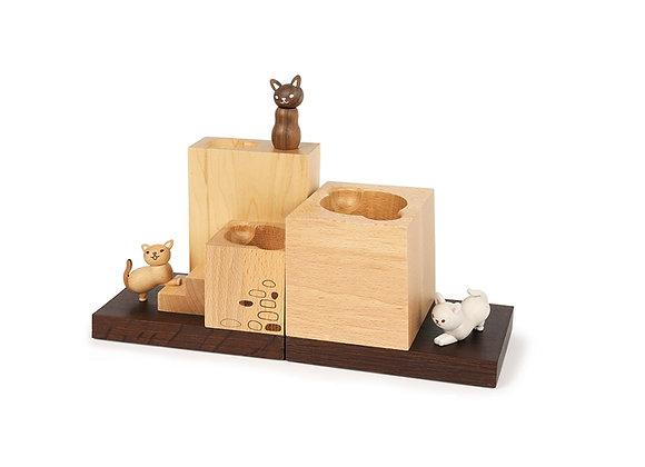 Cat's playground