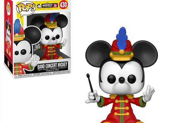 ickey's 90th Band Concert Mickey Pop!