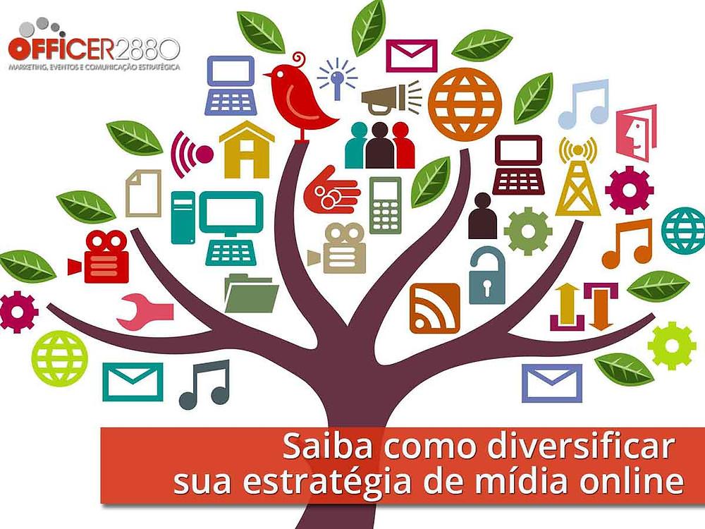 Mídia Online ,  esratégia