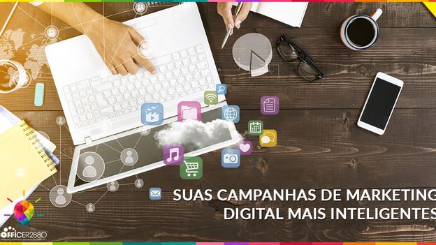 Marketing digital - Campanhas mais inteligentes