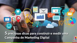 Como você mede sua campanha de Marketing Digital?