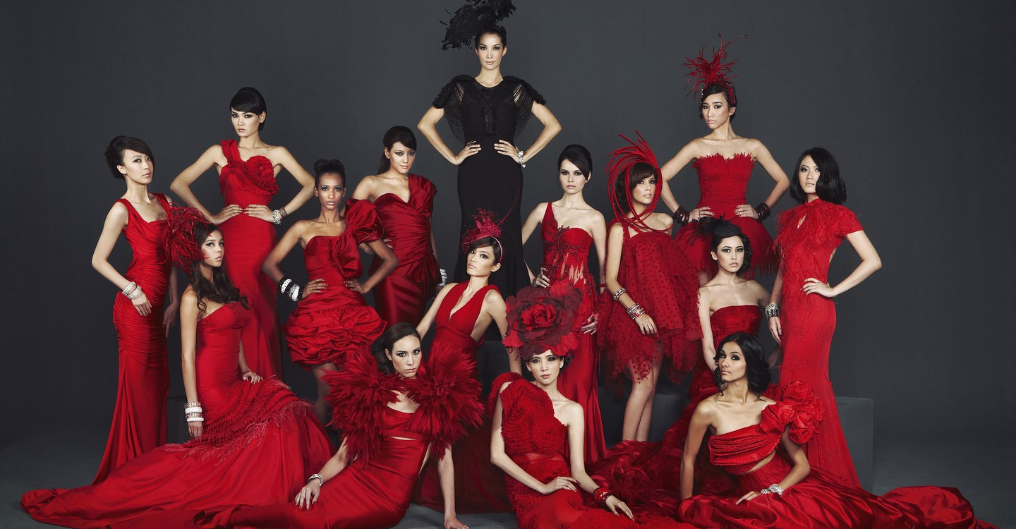 Asia Next Top Model Opening sequence