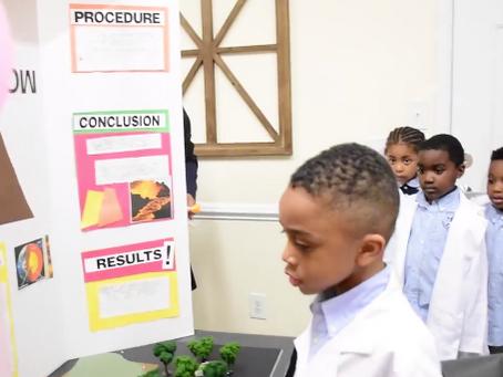 Power & Grace Preparatory Academy Project Presentations