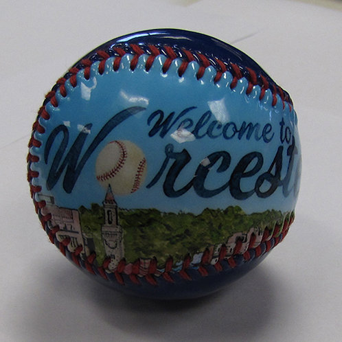 Welcome to Worcester Baseball