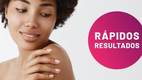 Inovações para resultados rápidos em reparação das unhas