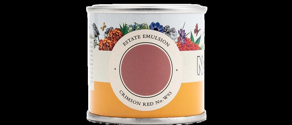 100ml Sample Crimson Red ~ No.W93