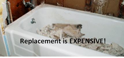 Bathtub Refinishing, Bathtub Reglazing, Tub Refinishing NJ