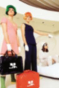 spacevintage.net,marseille,france,sacs courrèges,sacs de marque,bagagerie,maroquinerie,gants,accessoires vintage 1970 vieux stock neuf pas cher