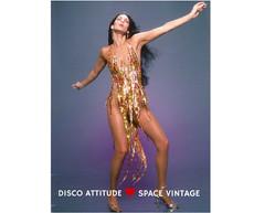 vintage disco 70 attitude