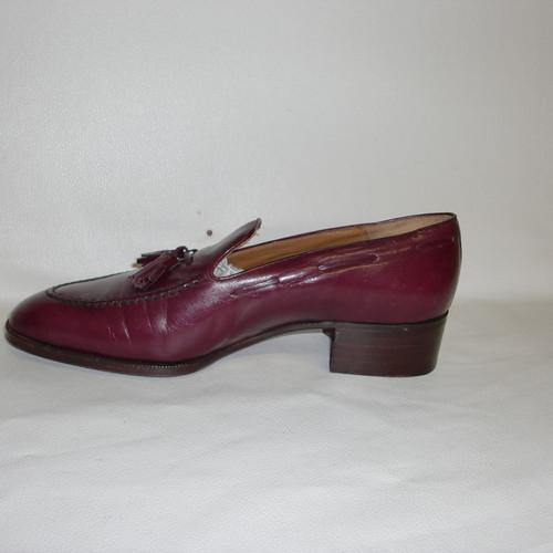 Friperie Luxe 41 En Homme t Vintage Ligne chaussure Marque chaussures rn0CwrxqP