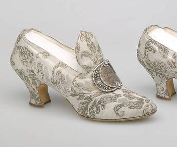 spacevintage,marseille,france,Escarpins,Chaussures,Femme, talons bobine,chaussure-femme-début-du-siècle