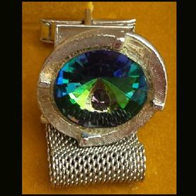 bijoux-homme-vintage-1970,boutons-de-manchette,épingles-a-cravates,pinces-a-cravates,barettes-de-col,space-vintage-marseille,