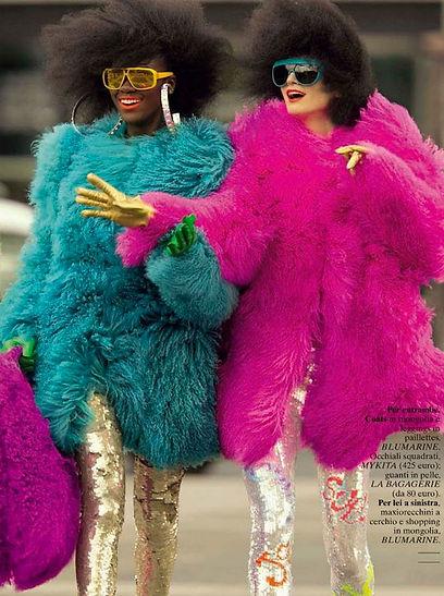 accessoires femme vintage 1980