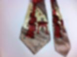 spacevintage,marseille,france,cravates painte à la main,rayonne, soie,dali,pin up,noeud papillon,bolo,lavalière,homme vintage1940