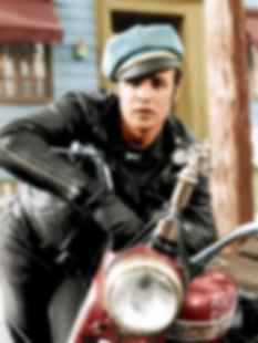 casquette,chapeaux,beret,gants,ceinture,ceinturon,bretelle,cravate,briquet,étui à cigarette,porte feuille,lunette,echarpe,vintage Homme 1950