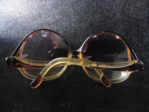 Montures lunettes balenciaga vintage années 70