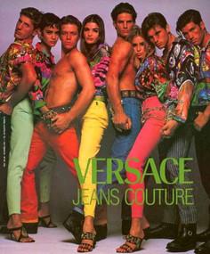 pantalon vintage homme 1980