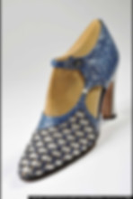 spacevintage,marseille,france,Femme escarpins de collection, chaussures rare, luxe, vintage 1930