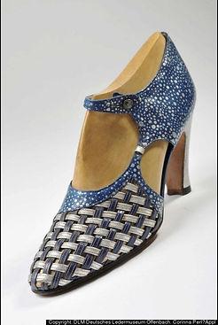 spacevintage,marseille,france,Femme escarpins de collection, chaussures rare, luxe, vintage 1930