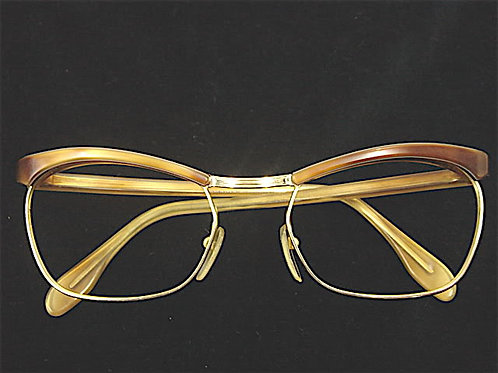 VINTAGE 1950 MONTURE/ FRAME DOUBLE OR NEUF