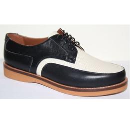 spacevintage,marseille,france,mocassin 2 tons,slip on shoes,loffer,vintage homme 1950